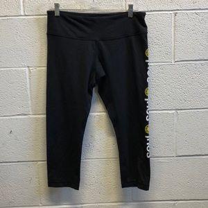 Lululemon black crop legging, sz 10, 62772